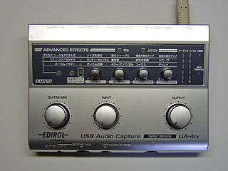 Roland ua-4fx